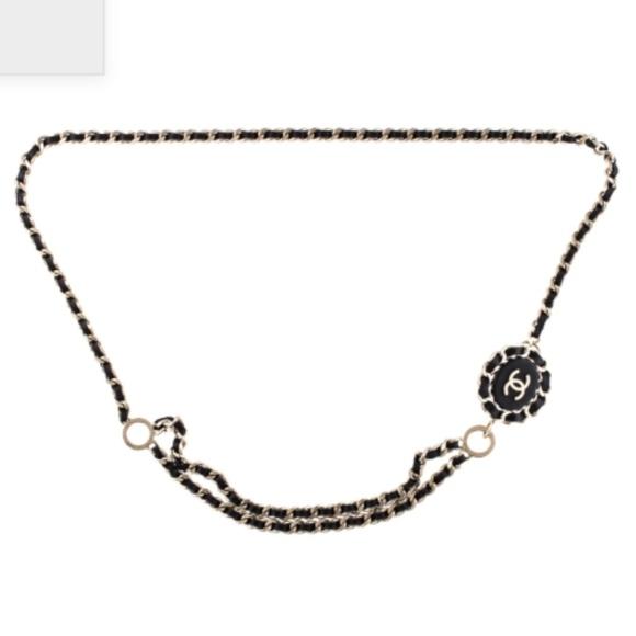CHANEL Accessories - Chanel Chain Belt
